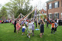 Photos from Maypole Day at Princeton Day School