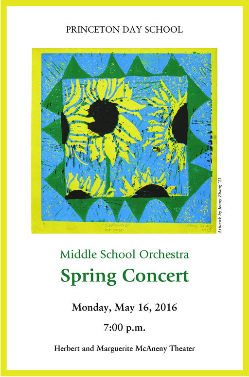 Join Us for the Middle School Orchestra & Band Concerts, 5