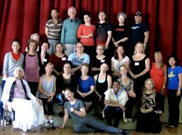 The Golden Age of Spain Baroque Dance Workshop