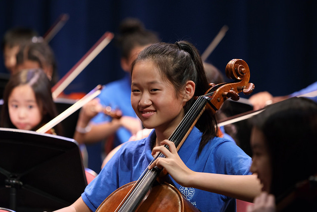 The Middle School Spring Concerts: Orchestra and Band