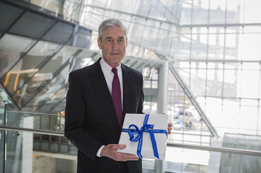 Robert S. Mueller III PCD '59 Chosen to Lead Special Investigation
