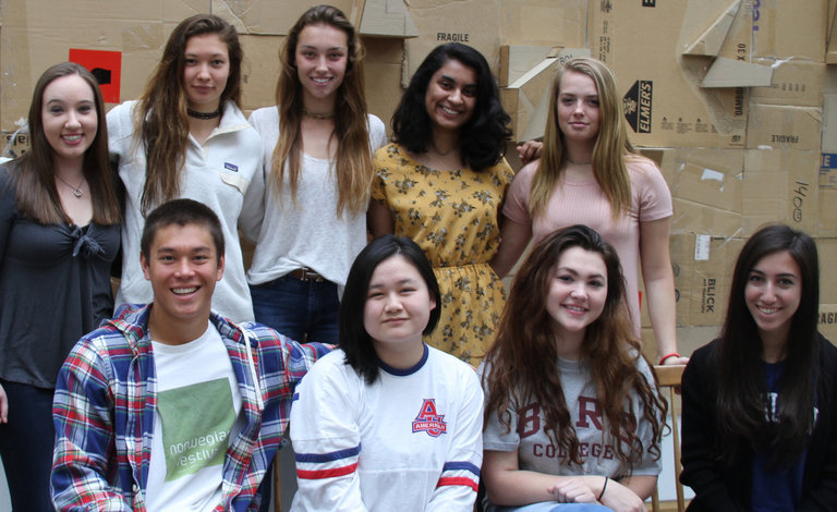 PDS Students Win an Impressive 69 Scholastic Writing Awards