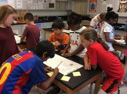 Scientific Investigations and Project Based Learning  in Grade 5