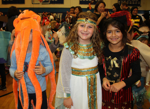 happy halloween from princeton day school