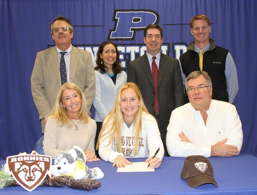 Madison Mundenar '18 Signs to Play Division I Lacrosse for St. Bonaventure