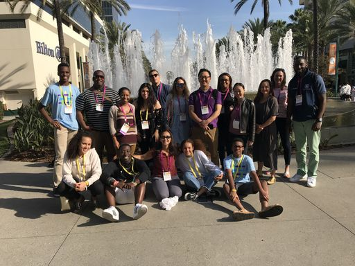 Faculty and Students Attend NAIS People of Color Conference