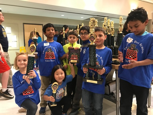 Results from the Greater Princeton Chess Championship