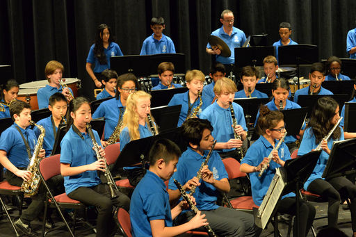 Winter Concerts at Princeton Day School