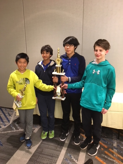 Chess Updates from Princeton and New York