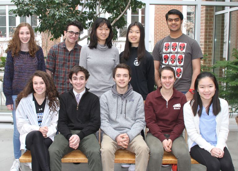 Princeton Day School Students Win 30 Scholastic Art Awards