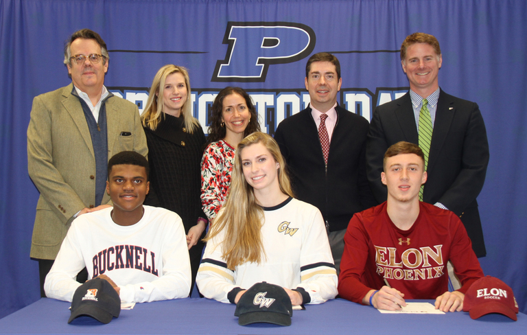 Congratulations to Our Student-Athletes