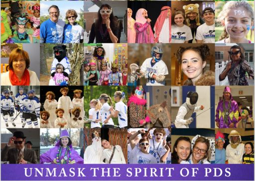 Unmask the Spirit of PDS: Join Us for the Mardi Gras Auction, 3/3!