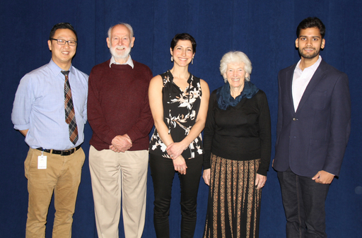 The 2018 Pioneers in Science Lecture: Drs. Peter and Rosemary Grant