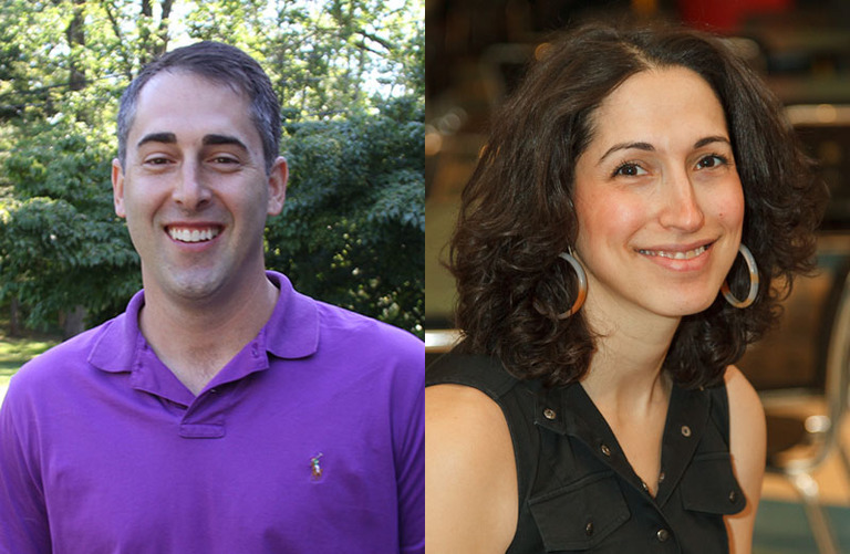 Spotlight on Faculty: Charlie Alt and Carrie Norin