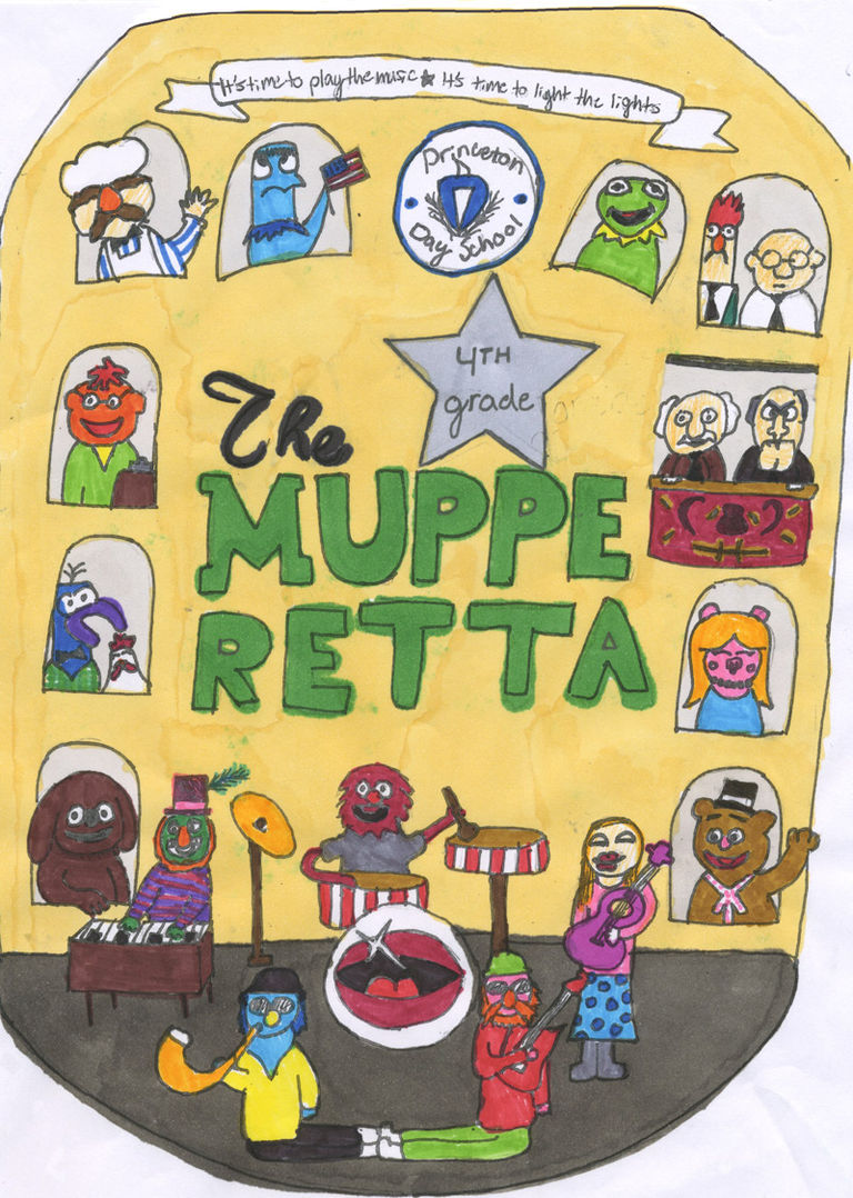 "Join Us for ""The Mupperetta,"" the 4th Grade Operetta, 3/27"