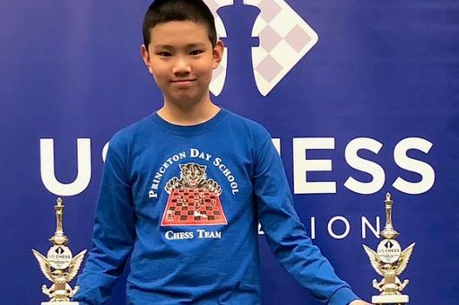 Princeton Day School Chess Team Wins National Championship