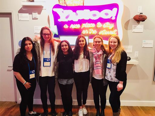 6 Princeton Day School Juniors Attend GAINS Conference at NYU