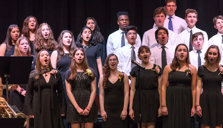 Photos from the Upper School Spring Concert