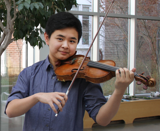 Join Us for the Jacobson Music Scholars Recitals