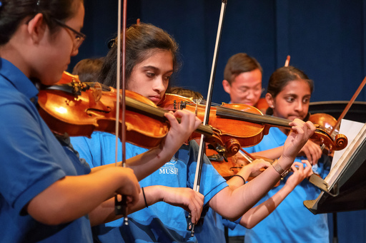 Spring Concert Season at Princeton Day School