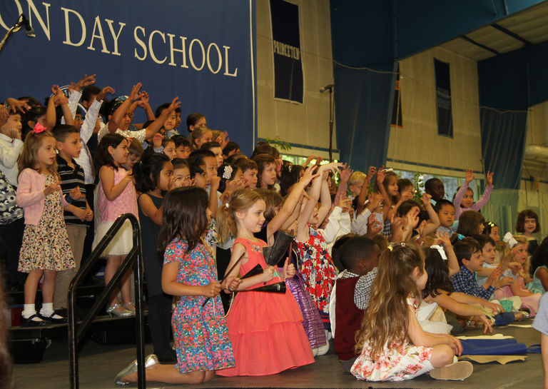 The Lower School Final Assembly