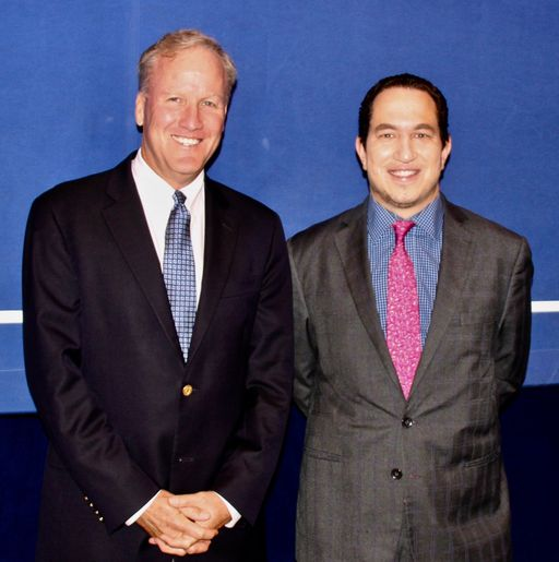 Crisis of Civility: PBS Open Mind Host Alexander Heffner Delivers Annual Rothrock Lecture