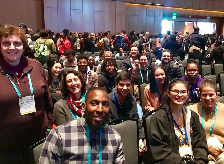 PDS Faculty and Students Attend NAIS People of Color Conference