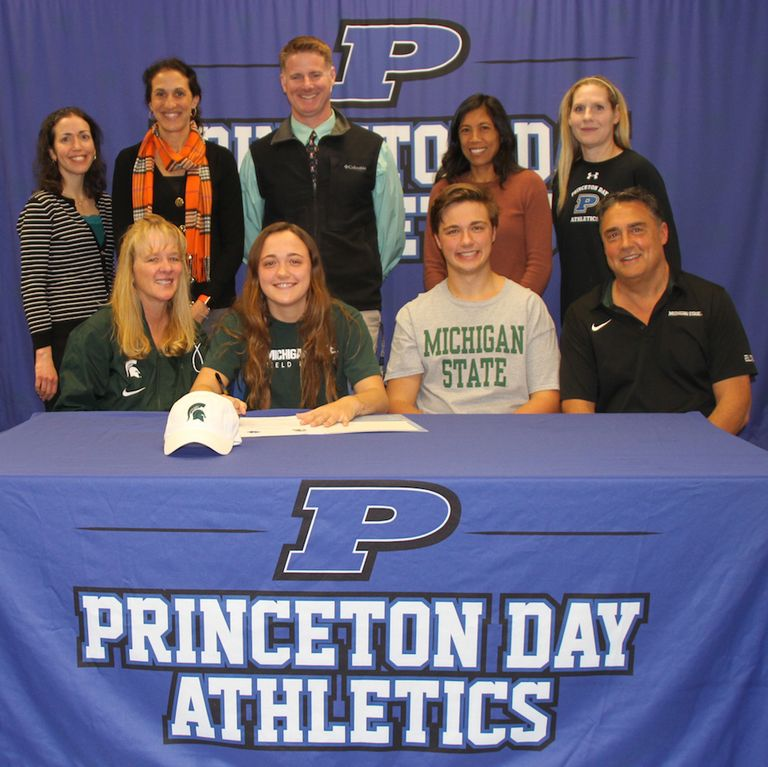 Val Radvany '19 Signs Letter of Intent to Play D1 Field Hockey at Michigan State University