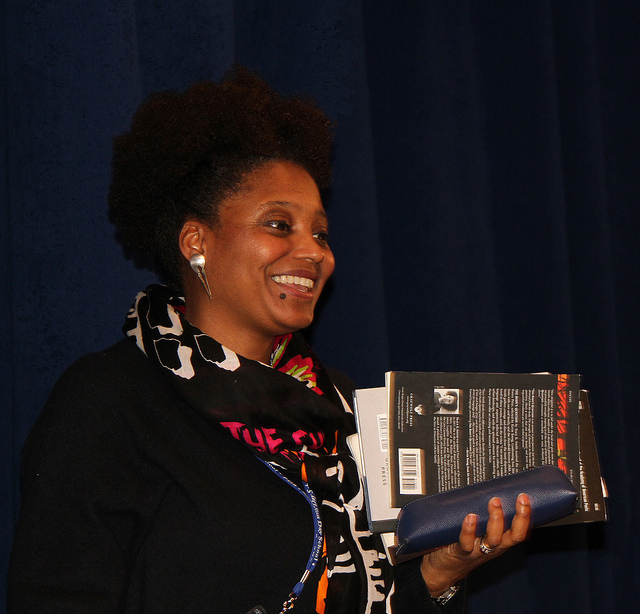 Poet Laureate Tracy K. Smith Shares a Day of Readings and Conversation with PDS Students