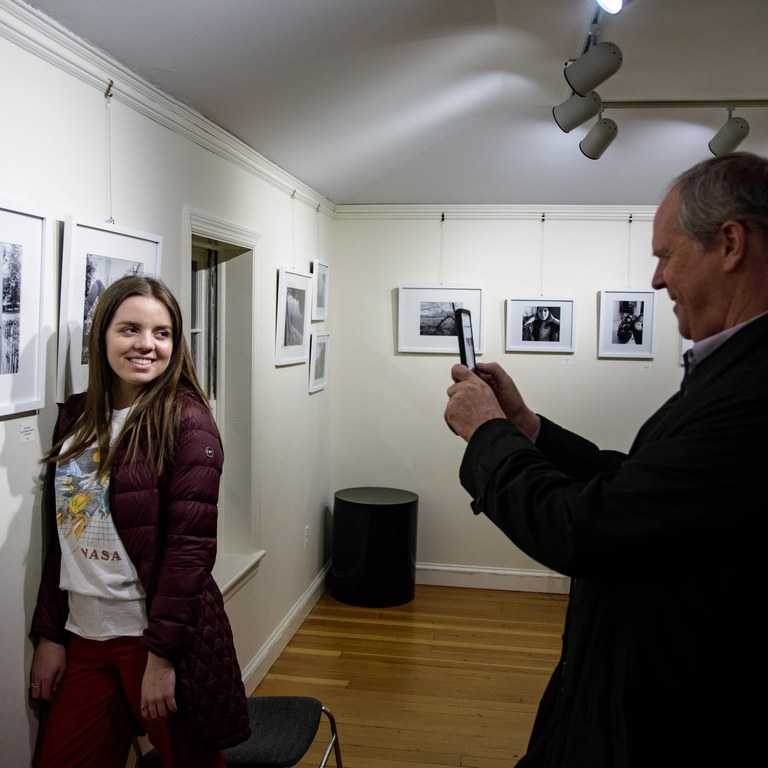 PDS Student Photo Exhibit at Hopewell's Gallery 14