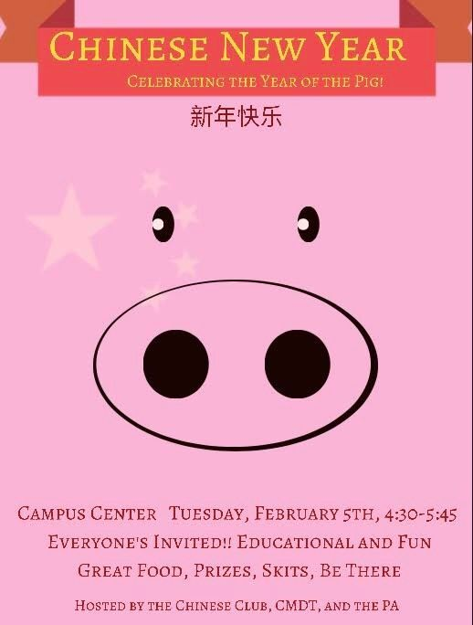 Celebrate the Chinese Lunar New Year at PDS!