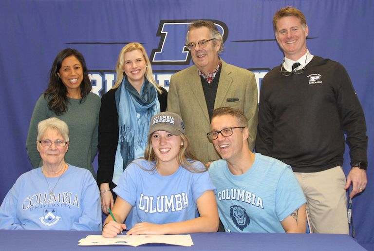 Madison McCaw '19 To Play Division 1 Soccer for Columbia University