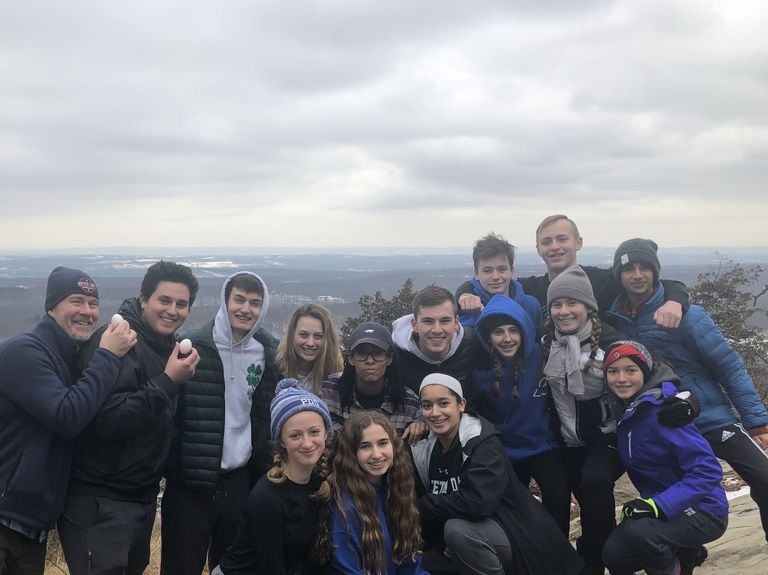 Stillwater Runs Deep for Senior Peer Group Leaders and Ninth Grade Class