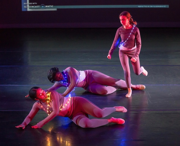 Dance Experience Explores the Science of Art in Motion