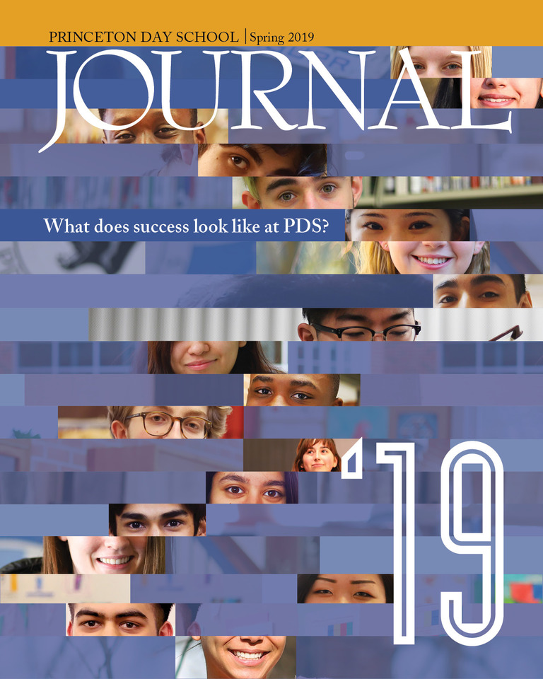 Read your Spring 2019 PDS Journal magazine online!