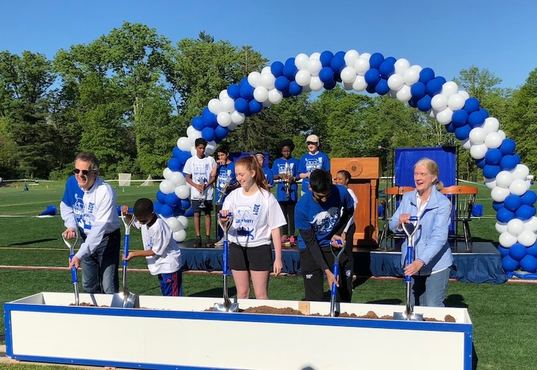 Princeton Day School Celebrates Historic Groundbreaking for New Athletic Center