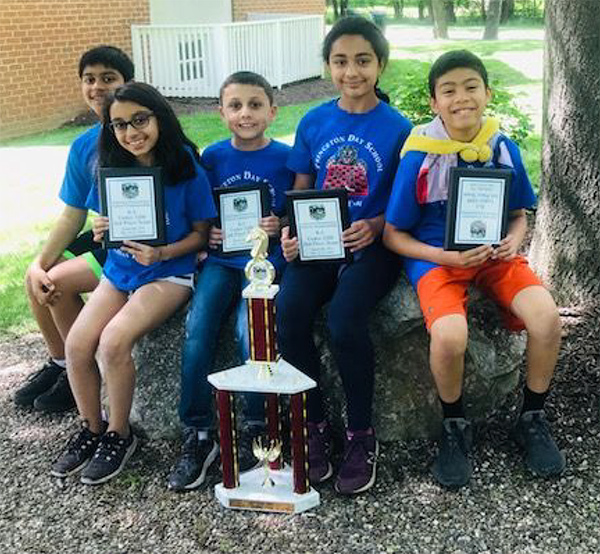 PDS Makes Strong Showing in National Elementary Chess Championship