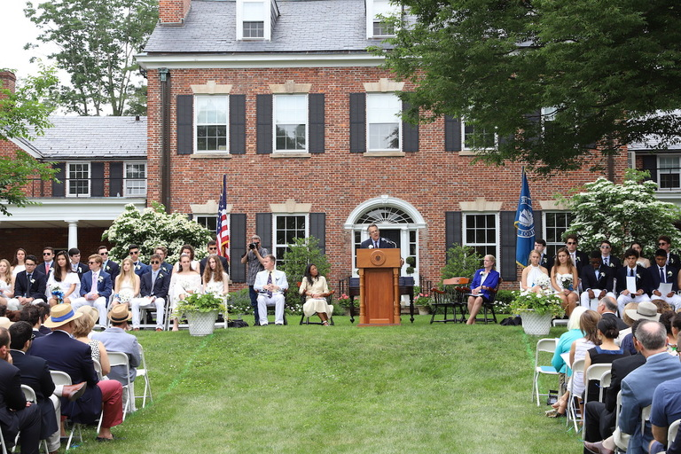 Commencement Celebrates the Class of 2019