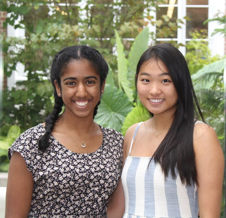 Two Princeton Day School National Merit Semifinalists Announced