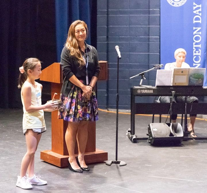 "First Lower School Assembly Embraces ""Bigger Than Me"" Theme"