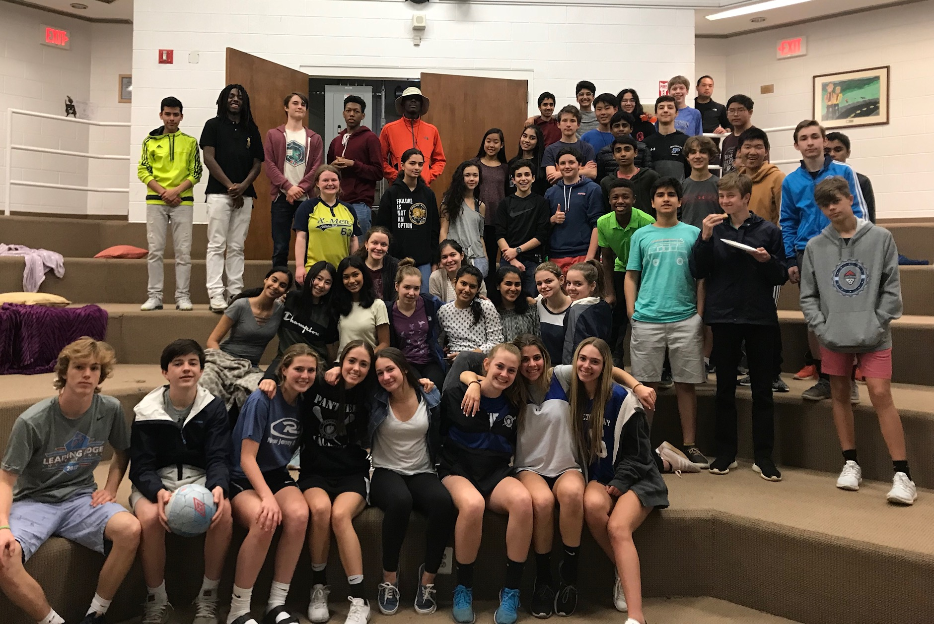 Class of 2021 Hosts a Night of Service and Fun