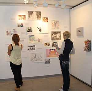 Student Gallery Exhibit